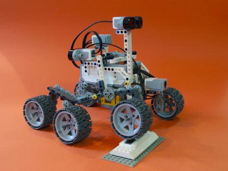 mars rover challenge team building - photo #41